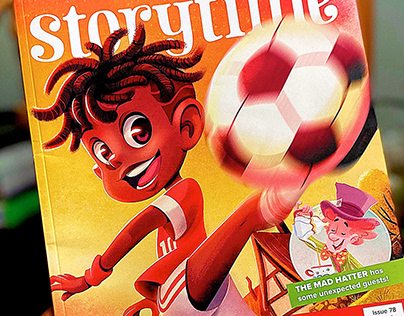 Away Game! Storytime Magazine issue 78