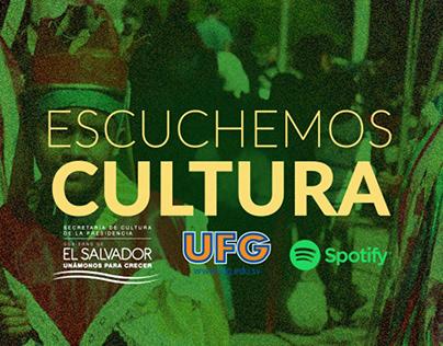 Escuchemos cultura