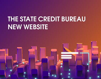 Website for The State Credit Bureau