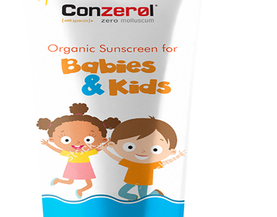 Conzerol Organic Sun Screen