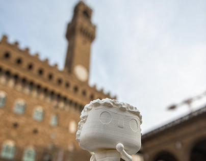 Florence souvenir : David
