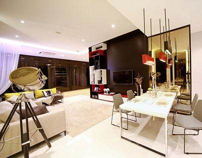 Apartment Showunit 2017