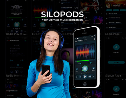 Silopod Music player