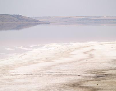 Kuyalnik estuary