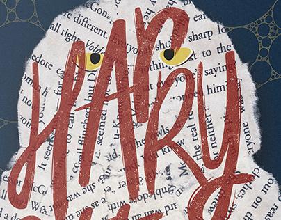 Harry Potter - book cover design