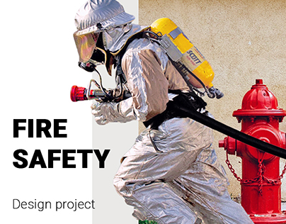 Fire Safety company - Design project
