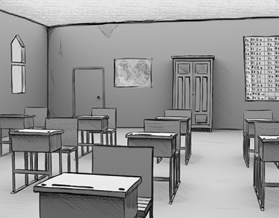 School BG design