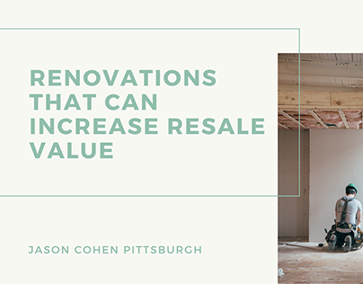 Renovations That Can Increase Resale Value