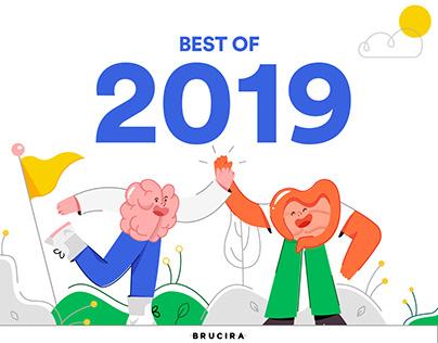 Best of 2019 illustration