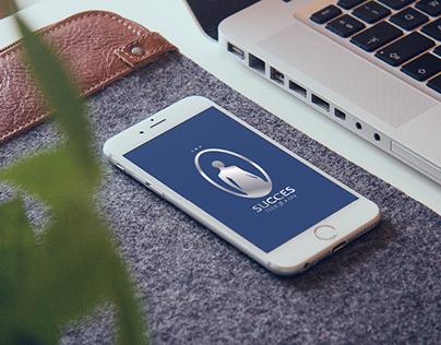 Logo, Web and Brand Identity design: Succes Trek Je Aan