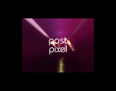 Postpixel Intro motion - v1.0