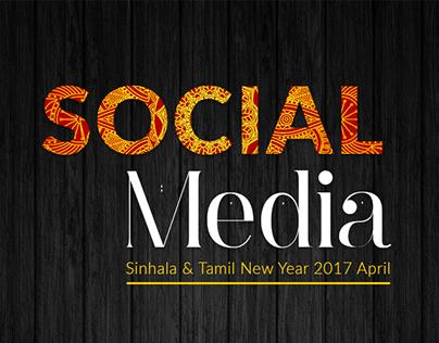 Social Media - Sinhala & Tamil New Year Sri Lanka 2017