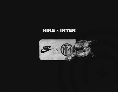 Nike ✖ Inter   Football Kit