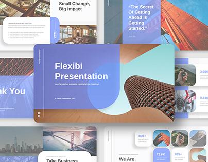 Flexibi - Multipurpose Business Presentation Template