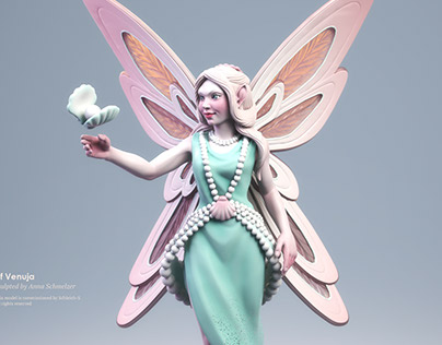 Elf Venuja - Toy Figure
