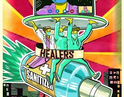 Healers - Based on COVID 19