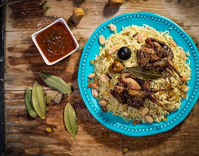 Astra Saudi Arabia - Quail Recipes