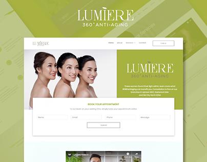 Client Work: Website Redesign
