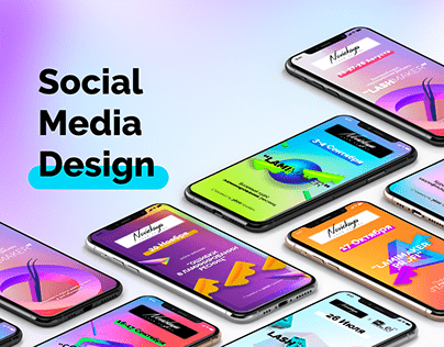 Social Media Design Instagram