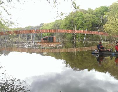 Inhabited bridge