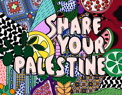 Share your Palestine