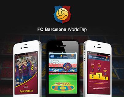 FC Barcelona WorldTap