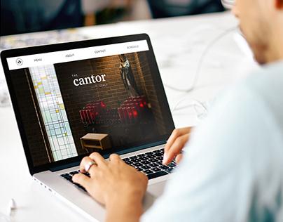 The Cantor Coach — Logo