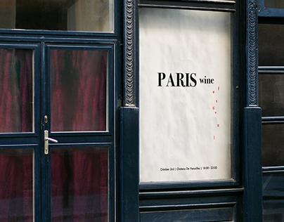 Paris Wine Festival