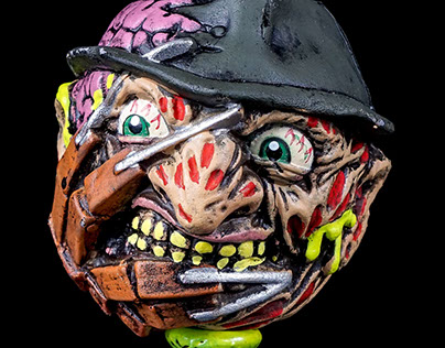 Horror & Sci-Fi Madballs Development for Kidrobot
