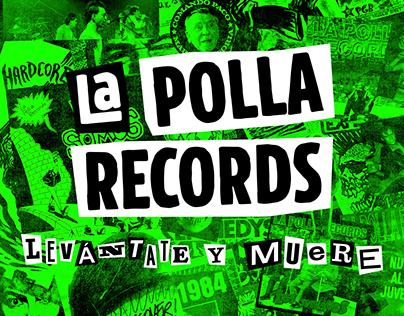 """La Polla Records """"Levántate y muere"""""""