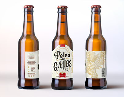 """Pelea de Gallos"" Craft Beer"