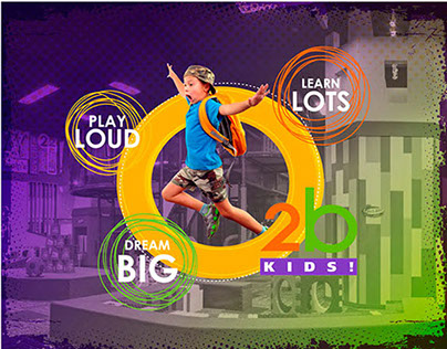 O2B Kids Rebrand