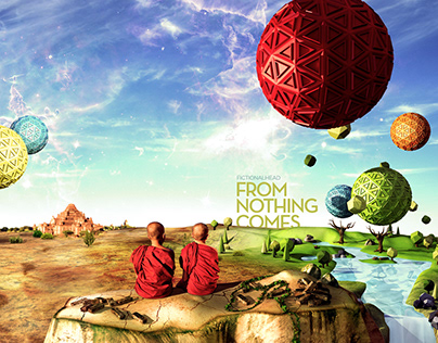 From Nothing Comes (Album Art & Music)