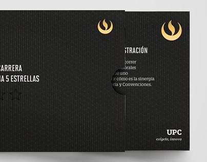 Invitaciones Eventos UPC ®