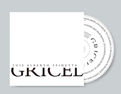 CD Single - Gricel