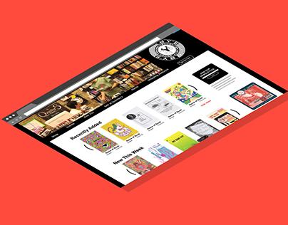 Quimby's Site Concept