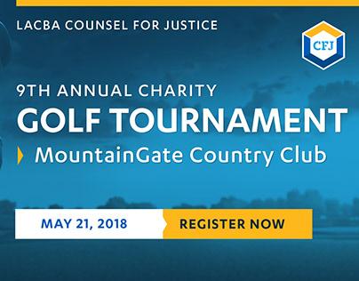 CFJ Golf Tournament