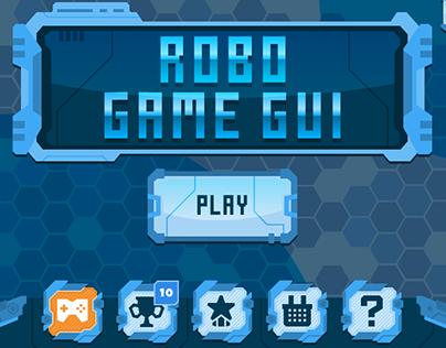 Robo Games GUI
