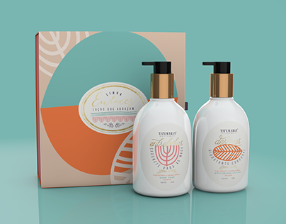 Packaging - Shea Butter Collection