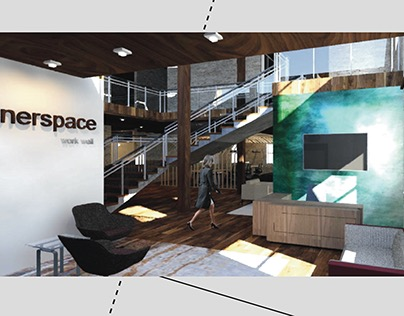 Enerspace // Workplace Design