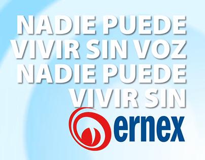 No puedo vivir sin voz - Ernex
