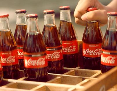 Coca-Cola - Paylaşmanın Tadını Çıkaranlara Teşekkürler