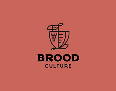 Brood Culture Logo