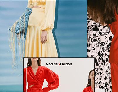 |Materiel x Phubber Visuals|