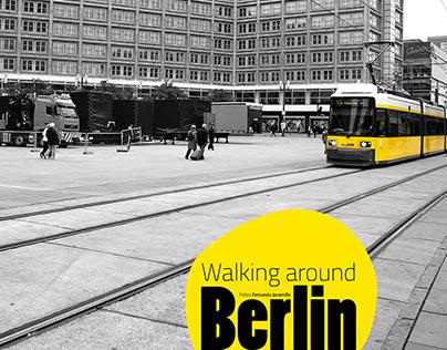 Photography / Fotografía Libro Walking Around Berlin