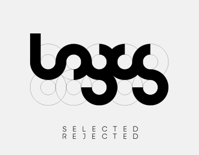 Logos – Selected + Rejected