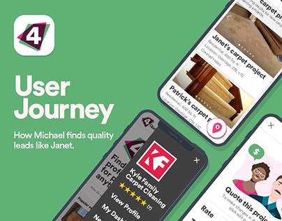 4Quote - Michael's Journey
