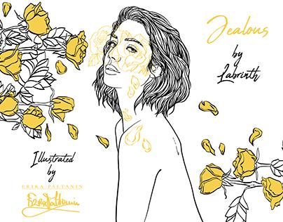 Labrinth - Jealous (Animated Lyrics)