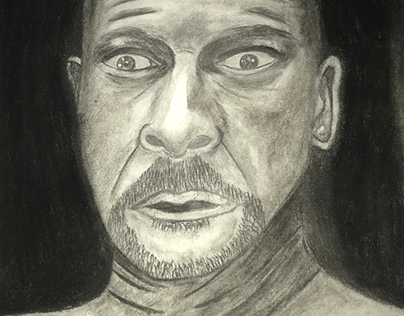 Self portrait of my father