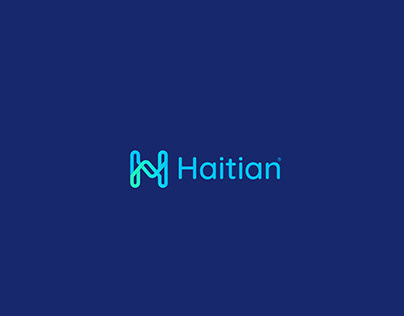 Haitian logo & brand identity